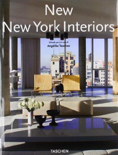 9783836504867: New New York interiors. Ediz. multilingue