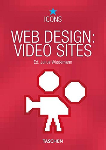 Web Design: Video Sites (Icons) (German Edition)