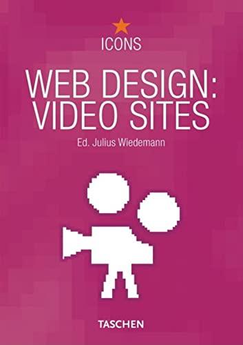 9783836504942: Web Design: Video Sites (Taschen Icons)