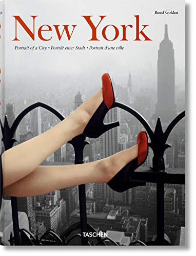 9783836505147: New York-Portrait of a city