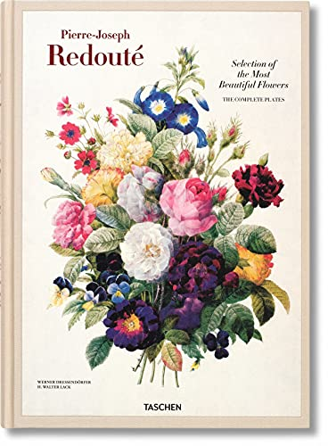 9783836505154: Redouté: Selection of the Most Beautiful Flowers