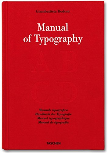 Bodoni, Manuale Tipografico: Stephan Füssel