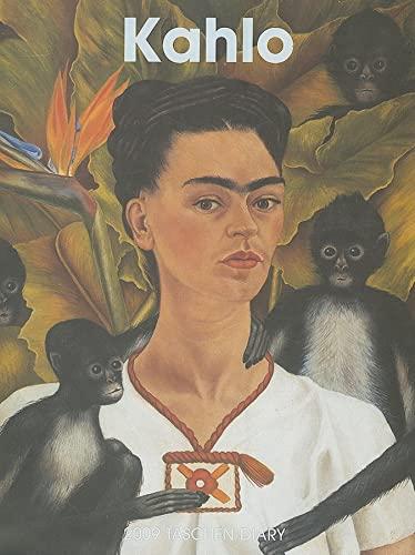 9783836505857: Frida Kahlo 2009 Calendar/ Desk Diary