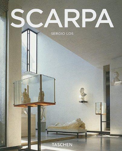 9783836507288: Scarpa. Ediz. inglese (Taschen Basic Architecture Series)