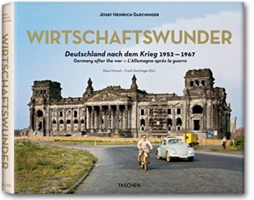 JOSEF HEINRICH DARCHINGER. WIRTSCHAFTSWUNDER: HONNEF, KLAUS.