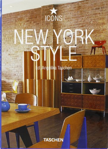 9783836507745: New York style. Ediz. italiana, spagnola e portoghese (Icons 25)