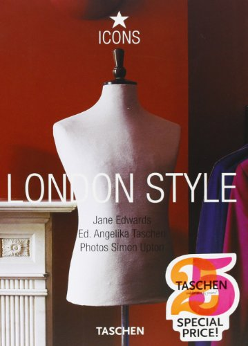 9783836507783: LONDON STYLE (TD) (08) ICONS