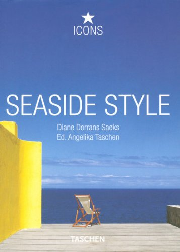 9783836508056: Seaside Style (Taschen 25th Anniversary Icons)