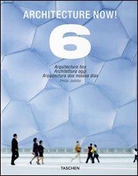9783836508063: Architecture now! Ediz. italiana, spagnola e portoghese vol. 6