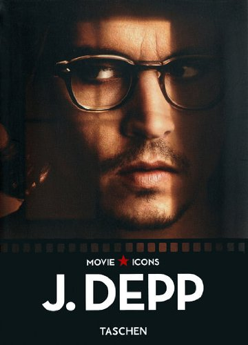 9783836508490: Johnny Depp (Movie Icons)