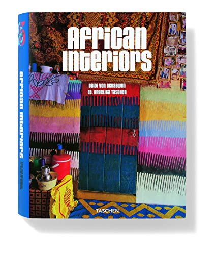 African Interiors (25th Anniversary Special Edtn): Couderc, Frederic, Dougier, Laurence