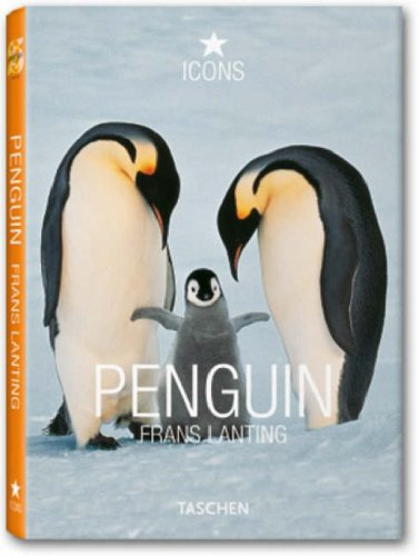 9783836508810: Frans Lanting, Penguin (Icons Series)