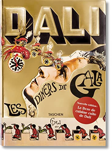 9783836508834: Dalí. Les Diners de Gala