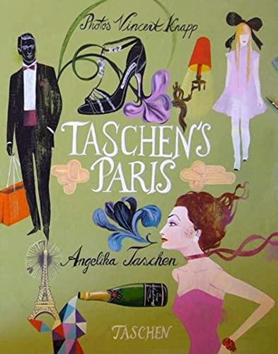 9783836509329: TASCHEN's Paris