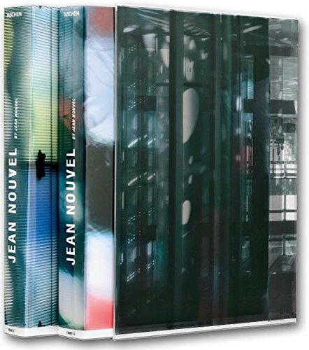 9783836509350: Jean Nouvel by Jean Nouvel: Complete Works 1970-2008