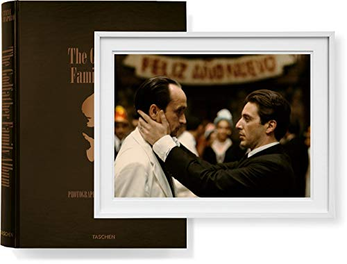 "9783836509473: The ""Godfather"" Family Album, Art Edition B"