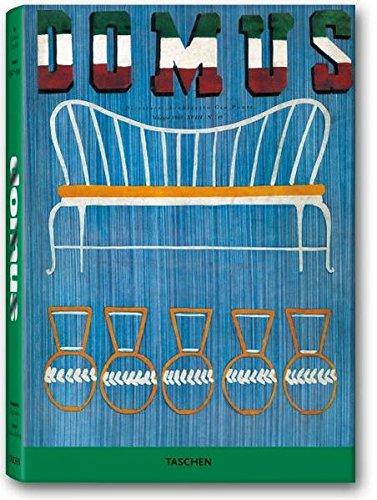 Domus, Volume 2, 1940-1949: Manolo De Giorgi,