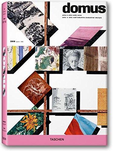 Domus, Volume 3, 1950-1954 (Multilingual Edition): Ponti, Lisa Licitri; Spinelli, Luigi