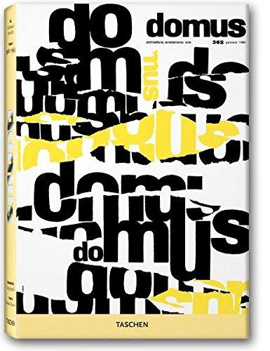Domus, 1960-1964 - VOLUME 5 - NEW UNREAD: Taschen Publishing Staff