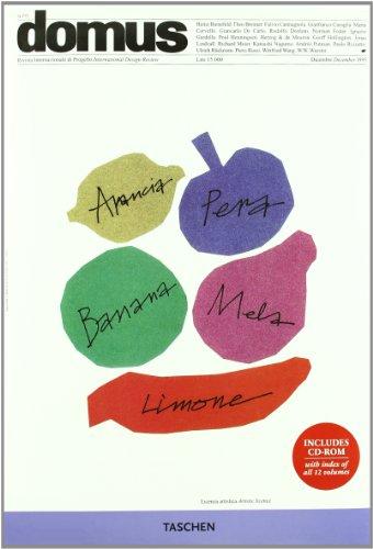 Domus, Volume 12: 1995-1999: Charlotte & Peter