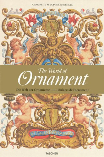The World of Ornament. Die Welt der: Racinet, A. /
