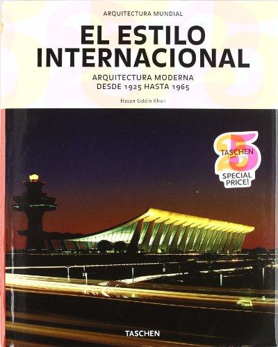 9783836510530: ARQUITECTURA MUNDIAL ESTILO INTERNACIONAL