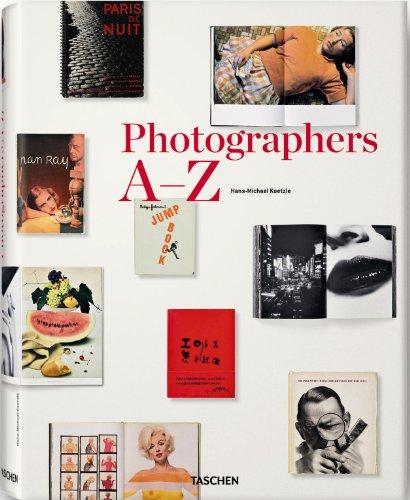9783836511094: Photographers A-Z