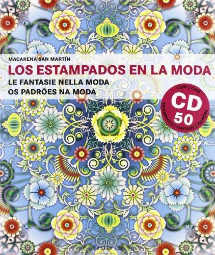9783836511704: ESTAMPADOS EN LA MODA, LOS - CON CD (Spanish Edition)