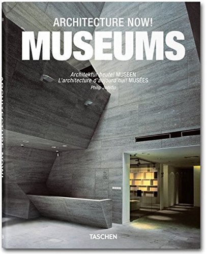 9783836512244: MI-ARCHITECTURE NOW ! MUSEUMS