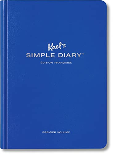 9783836512268: Keel's Simple Diary Volume One (Royal Blue)