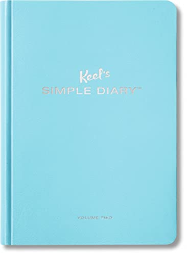 9783836512275: Keel's Simple Diary Volume Two (light blue): 2