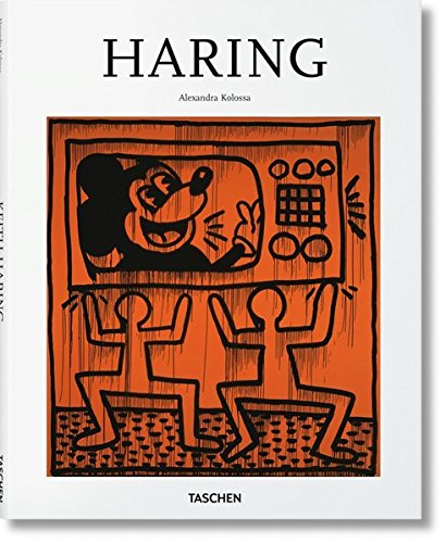 9783836512534: Keith Haring: A LIfe For Art
