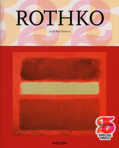 Mark Rothko (1903-1970) : Des tableaux comme: Jacob Baal-Teshuva