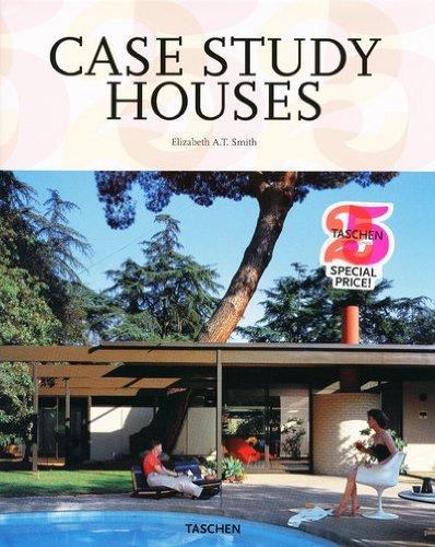 9783836513005: Case study houses, 1945-1966