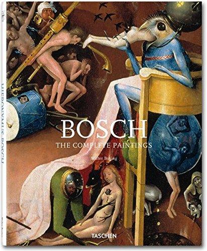 9783836513371: Bosch: Zwischen Himmel und Hölle