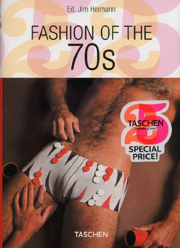 9783836514323: Fashion of the 70s