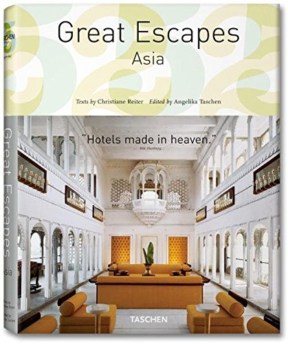 9783836514811: Great Escapes Asia
