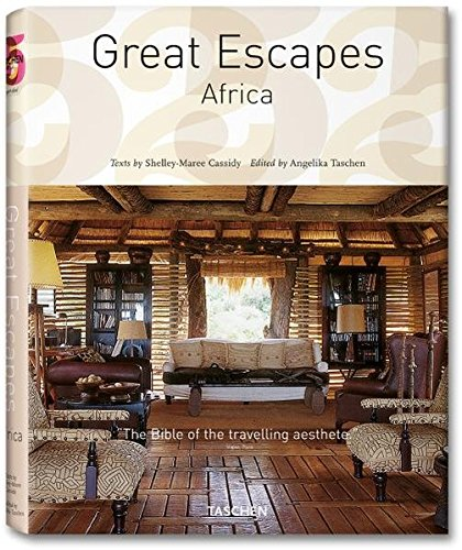 9783836514996: Ms-25 great escapes africa-trilingue (Tachen 25th Anniversary)