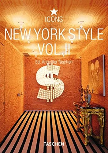 9783836515030: New York Style, Vol. 2 (Icons Series)