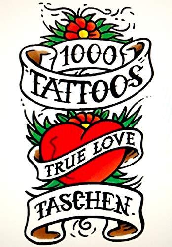 9783836515566: 1000 Tattoos