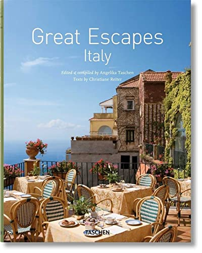 9783836515818: Great Escapes Italy