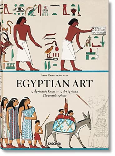 9783836516471: Émile Prisse d'Avennes: Egyptian Art XL
