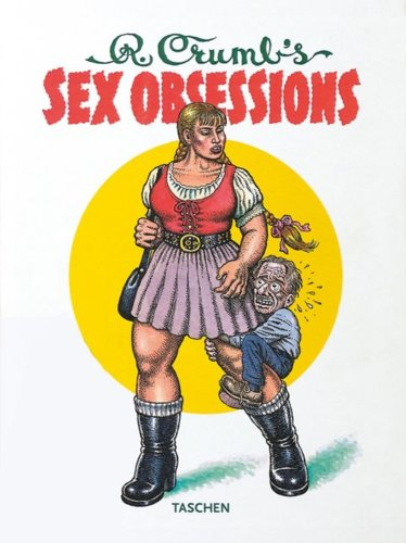 9783836516495: Crumb sex obsession. Ediz. inglese