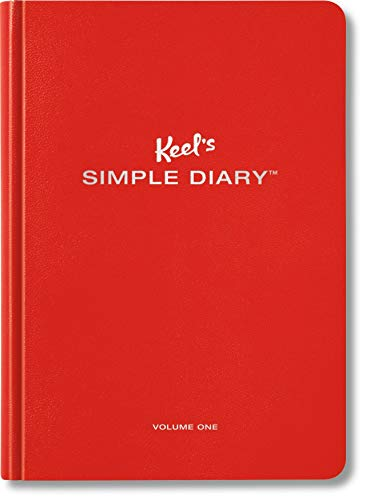 9783836516785: Keel's Simple Diary Volume One (Red)