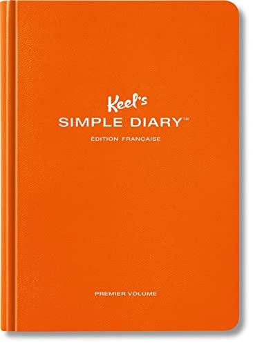 9783836516792: Simple Diary Vol. One (Orange)