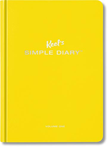9783836516808: Keel's Simple Diary, Vol. 1 (Yellow)