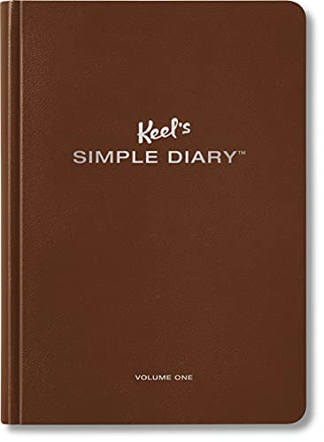 9783836516815: 1: Keel's Simple Diary Volume One (Brown)