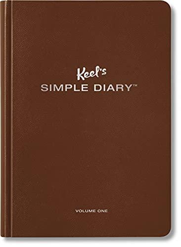 9783836516815: 1: Keel's Simple Diary Volume One (brown)
