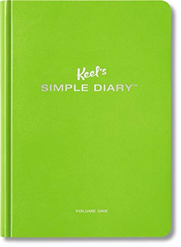 9783836516822: Keel's Simple Diary Volume One (Lime Green)