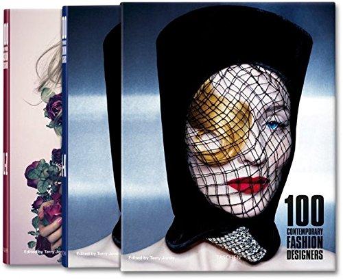 100 Contemporary Fashion Designers (Hardcover): Terry Jones